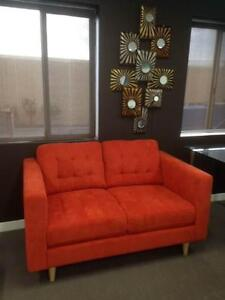 Sofa 2 Seater - Brand New - Showroom Display moving - below cost Mount Lawley Stirling Area Preview