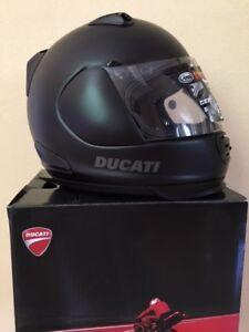 DUCATI Logo Helmet by Arai - Size L / Model DEFIANT 981024205