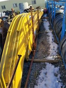 55' LONG REACH STICK AND BOOM FOR 200 SERIES EXCAVATORS