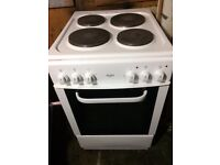 £75.00 Bush electric cooker+50cm+3 months warranty for £75.00