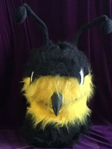 Professional Hornet Bee Mascot Costume - made by Mask US