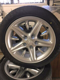 Vt ss commodore wheels Glendale Lake Macquarie Area Preview