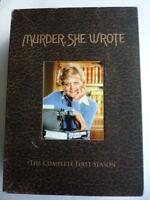 Murder, She Wrote DVDs