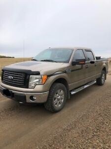 2012 Ford F150 XLT supercrew 4x4