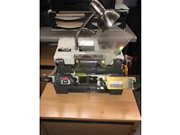 Cyclone Plus Model 101B-L Key Cutting Machine - Dual Cylinder & Mortice Key Cutting Machine