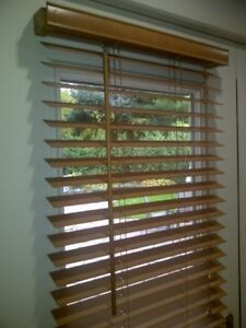 Faux Wood Horizontal Blinds