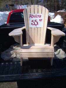 Looking to buy 4 Adirondack chairs