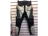 Nitro NP21 Adventure Style Motorcycle Trousers Size Large 34