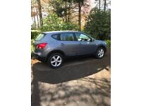 NISSAN QASHQAI 1.5 N TEC ---- TOP SPEC (more blue silver than the picture shows)