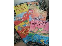 A selection of 32 childrens books