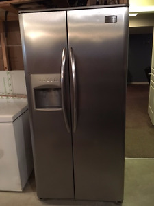 Stainless steel Frigidaire Professional