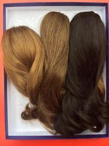 3 x  Hair Switches Spotswood Hobsons Bay Area Preview