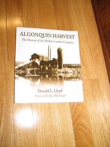 Algonquin harvest : the history of the McRae Lumber Company