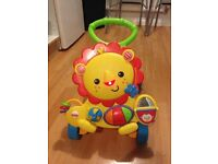 Fisher price musical walked
