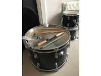 Used basic drum kit - good condition