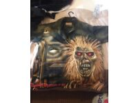 Iron Maiden 'DragonFly' shirt (rare)