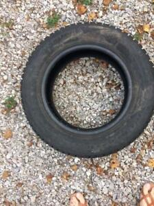 4 Used Winter Tires 195/65R15