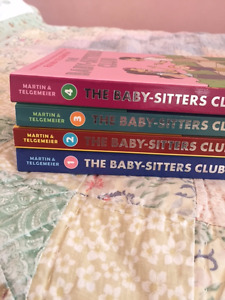 Baby Sitters Club #1 - 4