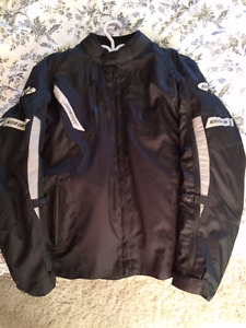 REDUCED! Motorcycle jacket, boots and gear make me an offer!