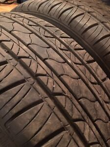 Tires 245/60R18 - two for $120