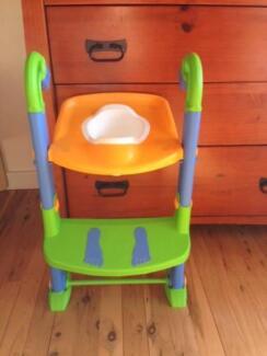 Kids seat toilet trainer - excellent condition Davidson Warringah Area Preview