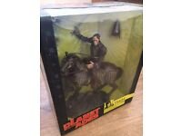 Very Rare Thade & Horse Statue Planet Of The Apes Action Figures