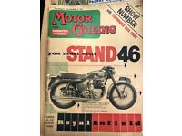 Loads of collectable bike books