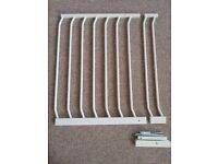 Extensions for baby gate