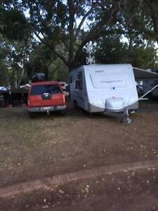 Jayco Starcraft caravan Little Mountain Caloundra Area Preview