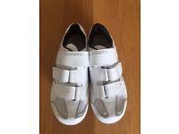 Shimano WR32 Ladies Road Biking Shoes Size 4/EU 37- Hardly Used