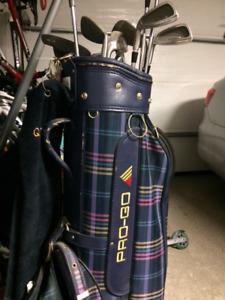 sac de golf pour femme gaucher (Négociable doit partir)
