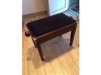 Piano stool - restoration project?