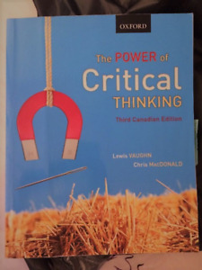 The Power of Critical Thinking  Effective Reasoning About  Ordinary and Extraordinary Claims SlideShare