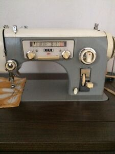 Pfaff model 280 sewing machine and cabinet (on hold)
