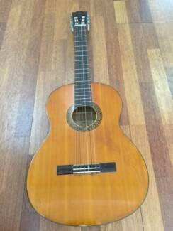 YAMAHA G-228 CLASSICAL GUITAR MADE IN JAPAN Chippendale Inner Sydney Preview