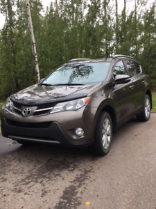 Reduced Price on 2015 Toyota RAV4 Limited-Showroom Condition!