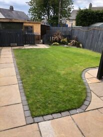 Landscape gardener available in Fife and surrounding areas