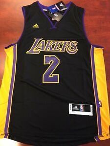 LONZO BALL – Los Angeles Lakers Basketball Jersey – SIZE MED NEW