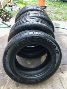 4 Good Year Allegra Tires for $140
