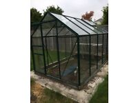 10ft x 6ft Greenhouse For Sale