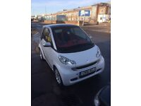SMART FOURTWO PASSION MHD AUTO 2011