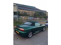 Great two-seater MG TF sports car for £750.00!
