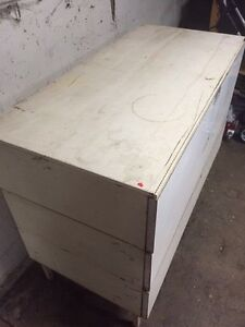 2 Work Benches With Storage Both For $100! Kitchener / Waterloo Kitchener Area image 4