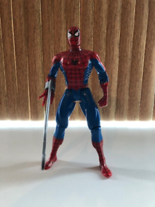 Figurine d'occasion Spiderman 10 po