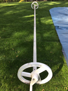 Pool Solar Blanket Reel and Cover