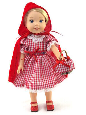 Costumes For Little Red Riding Hood (Little Red Riding Hood Costume For 14.5
