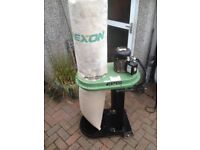 chipper/dust extractor
