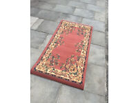 Rug 60 in x 32 in , nice rug with lovely design feel free to view