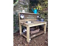 Handmade Mud Kitchen High Quality and Personalised