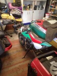 Off-road farm bike suit bigger kid Stockleigh Logan Area Preview